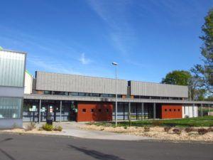 Salle des sports, dojo